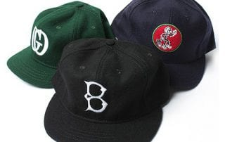 Beams x Cooperstown Ball Cap Fitted Baseball Caps