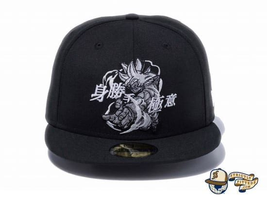 Dragon Ball Super Son Goku 59Fifty Fitted Cap by Dragon Ball Z x New Era Front