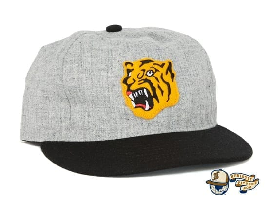 Ebbets Annual Clearance Sale Fitted Ballcap Tiger