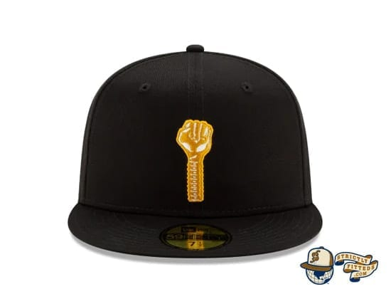 Hardies Hardware Black 59Fifty Fitted Cap by Hardies Hardware x New Era