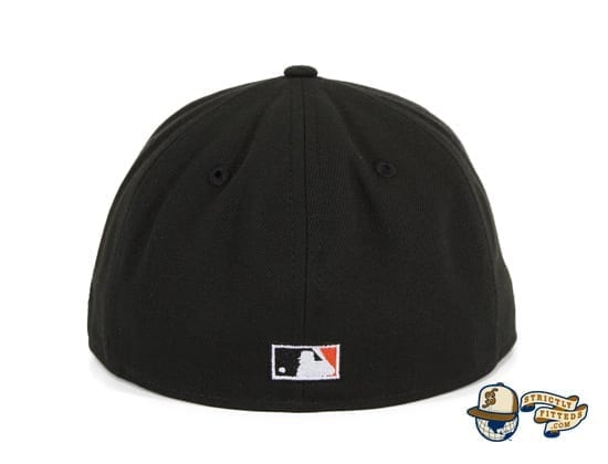 Hat Club Exclusive Baltimore Orioles 1999 Black 59Fifty Fitted Hat by MLB x New Era Back