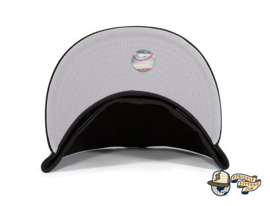 Hat Club Exclusive Baltimore Orioles 1999 Black 59Fifty Fitted Hat by MLB x New Era Underbill