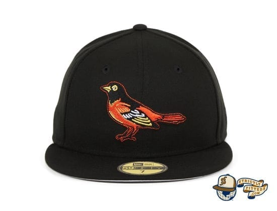 Hat Club Exclusive Baltimore Orioles 1999 Black 59Fifty Fitted Hat by MLB x New Era