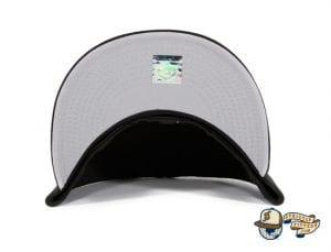 Las Vegas Area 51s Peek 59Fifty Fitted Cap by MiLB x New Era undervisor