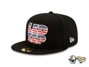 Led Zeppelin 59Fifty Fitted Cap by New Era Side