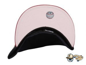Pink Undervisor Collection 59Fifty Fitted Cap by MLB x New Era Underbill