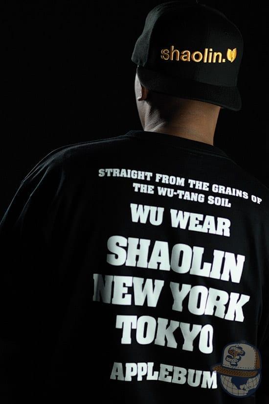 APPLEBUM x WUTANG Shaolin Satin Exclusive 59fifty