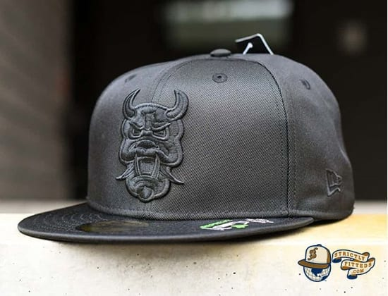 Repreve Blackout Ooni 59Fifty Fitted Cap by Dionic x New Era