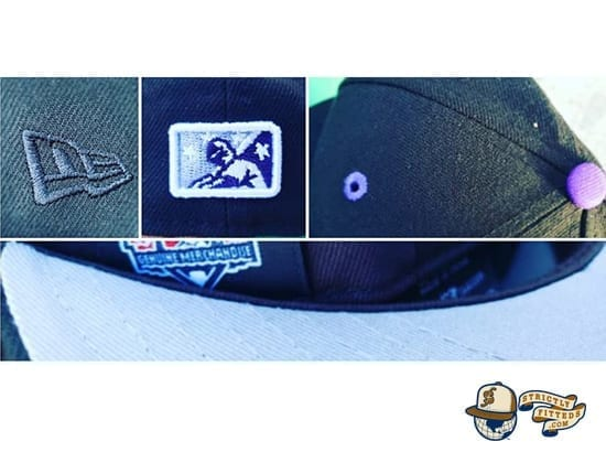 Rocky Mountain Lloronas 59Fifty Fitted Cap by MILB x New Era Details