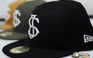 SJ Monogram 59Fifty Fitted Cap by Headliners x New Era All