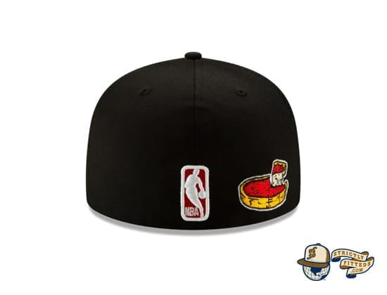 Team Describe Collection 59Fifty Fitted Cap by NBA x New Era Bulls
