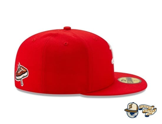 Team Describe Collection 59Fifty Fitted Cap by NBA x New Era Rockets