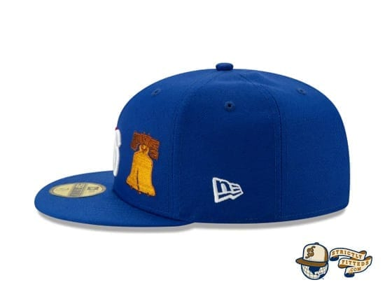 Team Describe Collection 59Fifty Fitted Cap by NBA x New Era Sixers
