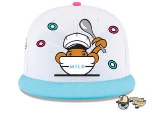 Vice Pack 59Fifty Fitted Cap by Dionic x Milk x New Era