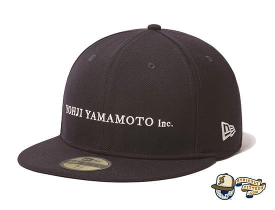 Yohji Yamamoto Special Era 59Fifty Fitted Hat by Yohji Yamamoto x New Era