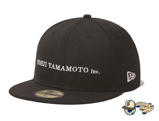 Yohji Yamamoto Special Era 59Fifty Fitted Hat by Yohji Yamamoto x New Era Darker