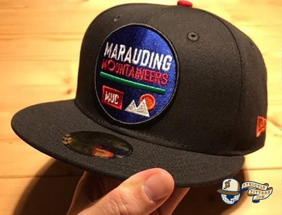 90s Outdoors 59Fifty Fitted Cap by Marauding Mountaineers x New Era side