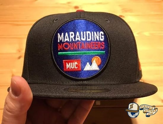 90s Outdoors 59Fifty Fitted Cap by Marauding Mountaineers x New Era