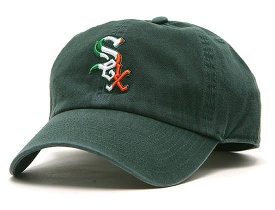 TWINS '47 x MLB White Sox Irish Inner Heritage Franchise Fitted Cap