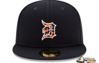 Detroit Tigers 2020 Spring Training Navy 59Fifty Fitted Hat by MLB x New Era