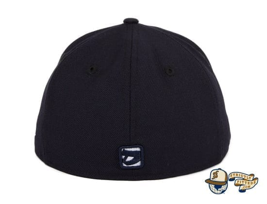 Goose Island Bombers Navy 59Fifty Fitted Hat by Dionic x New Era back