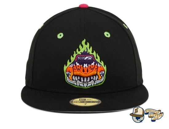 Hat Club Exclusive Bowling Green Bolidos Black Copa de la Diversion 59Fifty Fitted Hat by MiLB x New Era