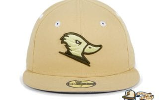 Hat Club Exclusive McLaren Ducks Tan 59Fifty Fitted Hat by Thrill SF x New Era