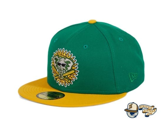 Hat Club Exclusive Spring Training 2020 Patch 59Fifty Fitted Hat by MLB x New Era flag side