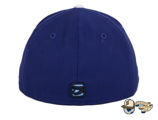 Ice Ballers Royal 59Fifty Fitted Hat by Dionic x New Era back