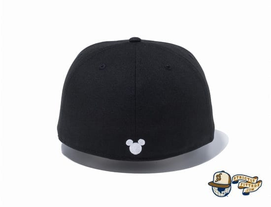 Mickey Mouse 59Fifty Fitted Cap by Disney x New Era back