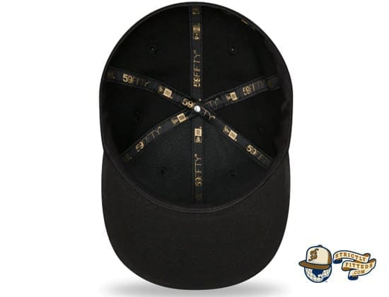 New Era 100th Anniversary 59Fifty Fitted Cap underbill