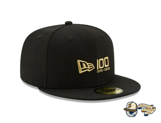 New Era 100th Anniversary 59Fifty Fitted Cap side