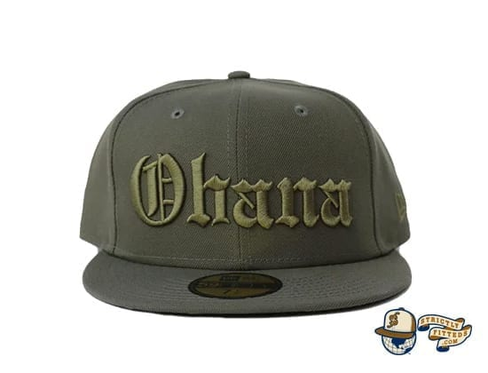 Ohana 59Fifty Fitted Hat by 808allday x New Era