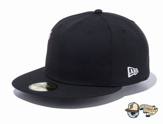 Sakura Light Side 59Fifty Fitted Cap by New Era flag side