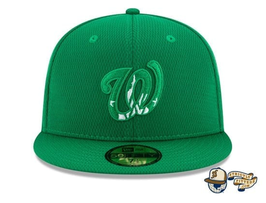 St. Patrick's Day 2020 On Field 59Fifty Fitted Hat by MLB x New Era