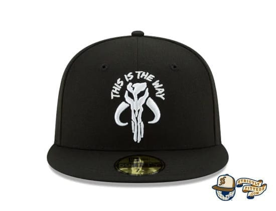 The Mandalorian Collection 59Fifty Fitted Cap by Star Wars x New Era This is the Way