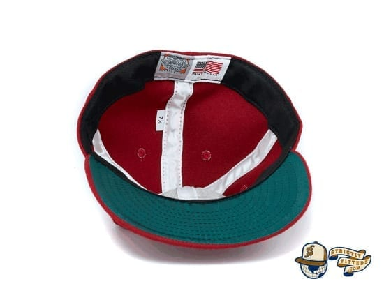 Washington State University 1964 Vintage Fitted Ballcap by Ebbets under