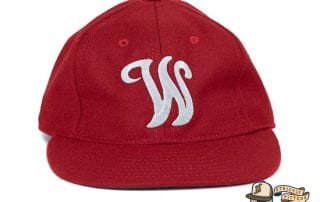 Washington State University 1964 Vintage Fitted Ballcap by Ebbets