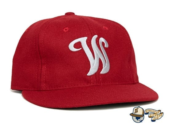 Washington State University 1964 Vintage Fitted Ballcap by Ebbets profile