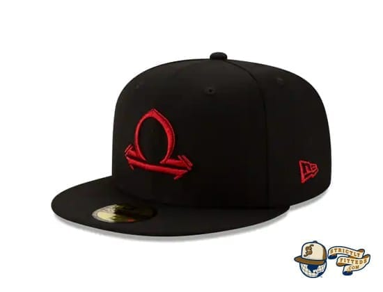 Astrology Collection 2020 59Fifty Fitted Cap by New Era left side