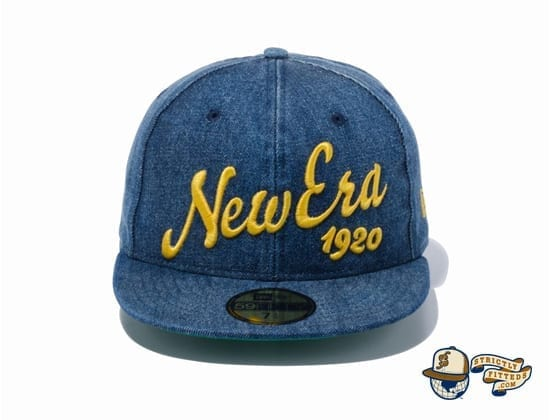 Big Logo 1920 59Fifty Fitted Cap by New Era jean