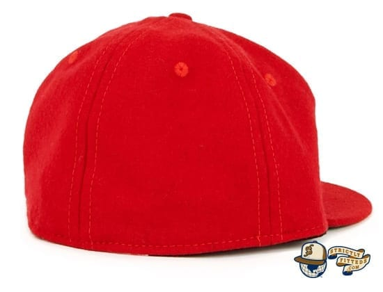 Buffalo Bisons 1967 Vintage Fitted Ballcap by Ebetts back