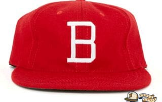 Buffalo Bisons 1967 Vintage Fitted Ballcap by Ebetts