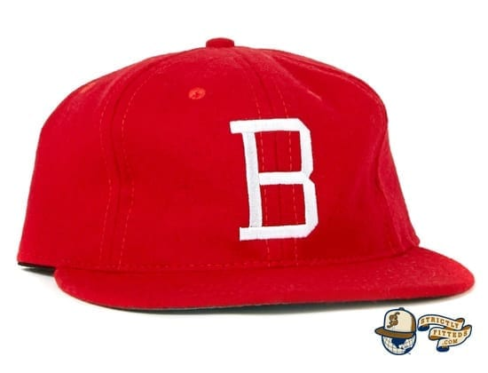 Buffalo Bisons 1967 Vintage Fitted Ballcap by Ebetts side