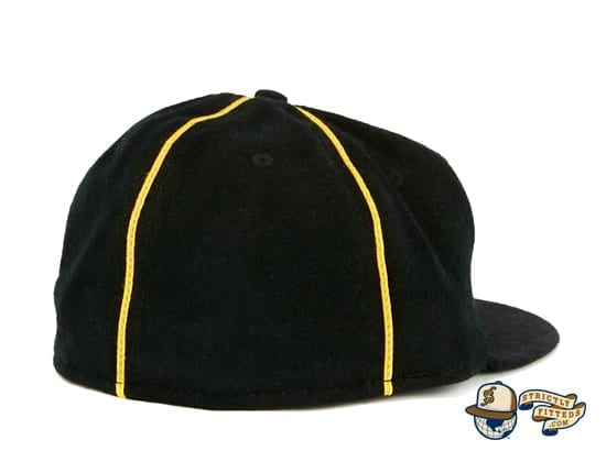 Burlington Bees 1932 Vintage Fitted Cap by Ebbets back side