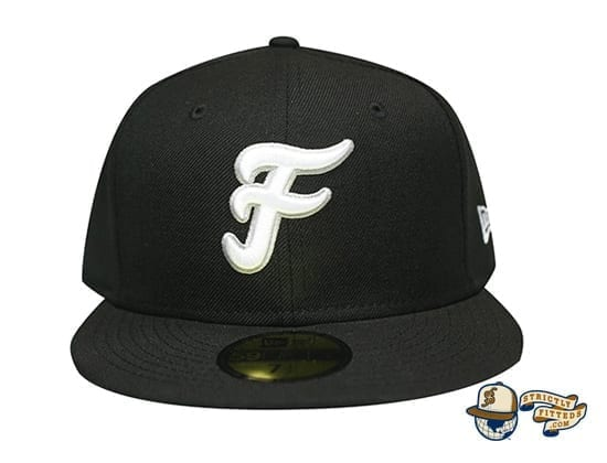 Forevermore Black 59Fifty Fitted Cap by Fitted Hawai x New Era