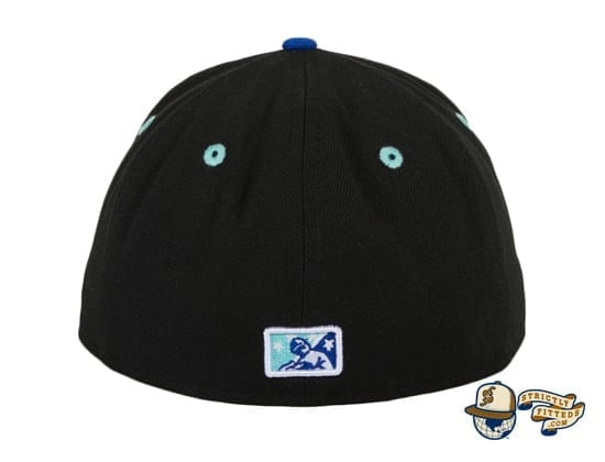 Hat Club Exclusive Hillsboro Sonadores Black Copa de la Diversion 59Fifty Fitted Hat by MiLB x New Era back