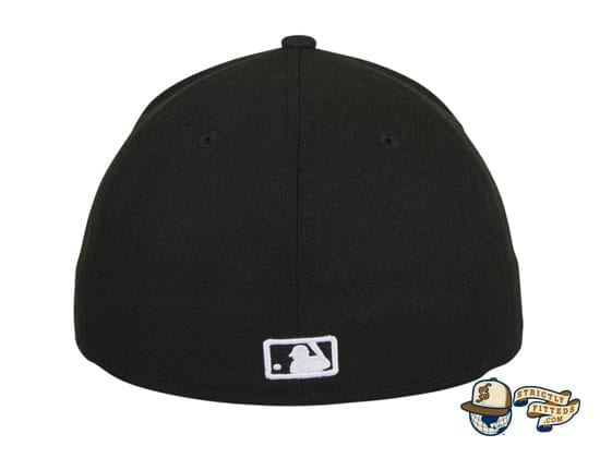 Hat Club Exclusive Los Angeles Dodgers Heart 59Fifty Fitted Hat by MLB x New Era back