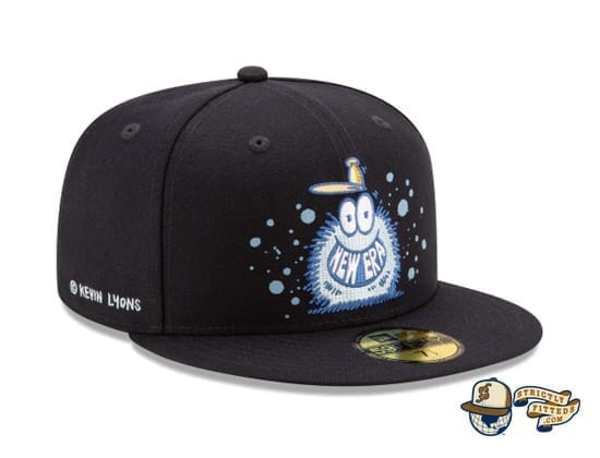Kevin Lyons Monster 59Fifty Fitted Cap by Kevin Lyons x New Era signature