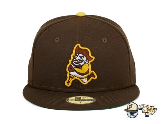 Smugglers TBTC Brown 59Fifty Fitted Hat by Thrill SF x New Era